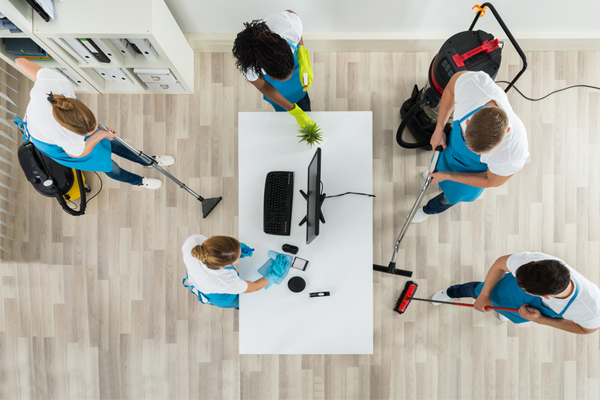 impresa di pulizia ufficio
